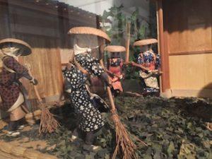ニラではなくてタデアイ 徳島県 藍住町 シゴトウタナミ
